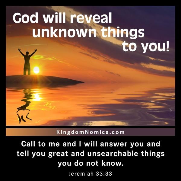 God's Power