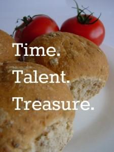Time. Talent. Treasure. |KingdomNomics.com