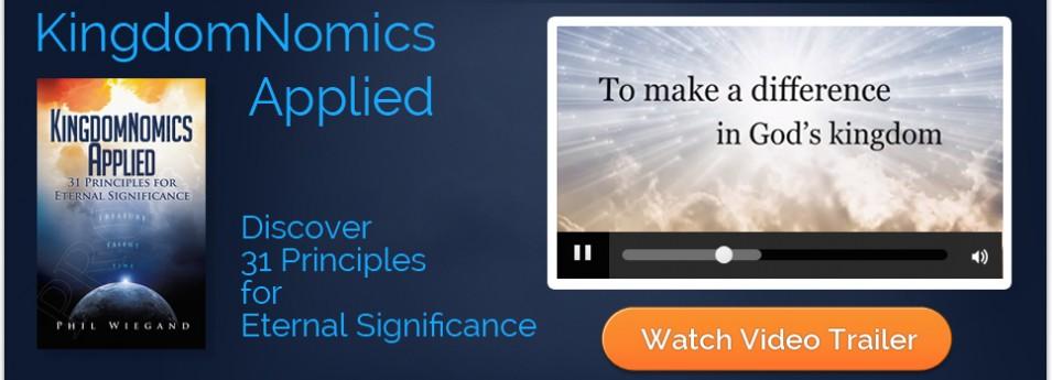 Kingdomnomics Applied Video