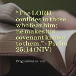 Sharing in God's Secrets