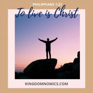 The Reward Factor | KingdomNomics.com