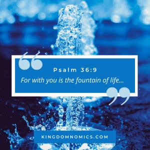 The Power of God's Word   KingdomNomics.com