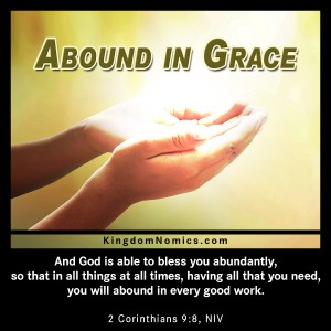 Abound in Grace