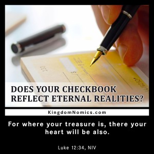 Checkbook Realities