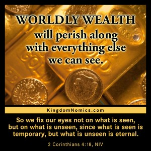 Worldly Wealth
