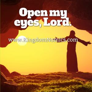 What Question Would You Ask Jesus? | KingdomNomics