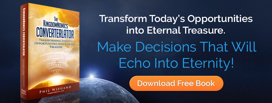 Make Decisions That Will Echo Into Eternity