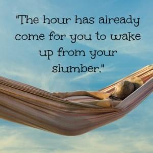 Wake Up! Jonah 1:6   KingdomNomics.com