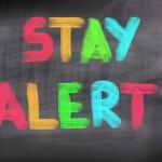 Be Alert!