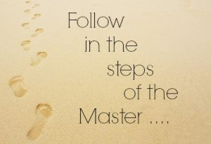 Follow in the steps of the Master | KingdomNomics