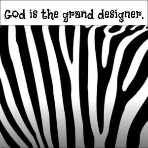 God is the grand designer | KingdomNomics.com