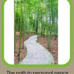 The path to personal peace | KingdomNomics.com