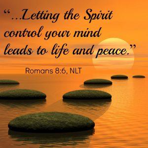 Let the Spirit control your mind | KingdomNomics.com