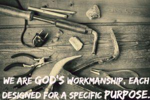 We are God's workmanship | KingdomNomics.com