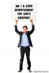 Adorn the Doctrine of God | KingdomNomics.com