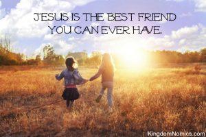 Cultivating a Relationship with God | KingdomNomics.com