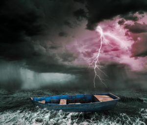 How to Tap Into God's Power During the Storms of Life | KingdomNomics.com