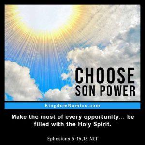 Choose Son Power