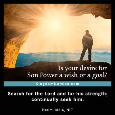 Desire for Son Power