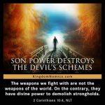Devils Schemes
