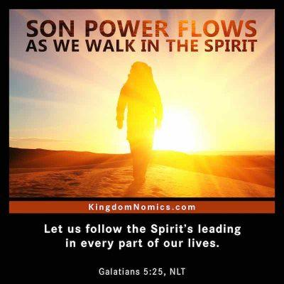 Son Power Flows