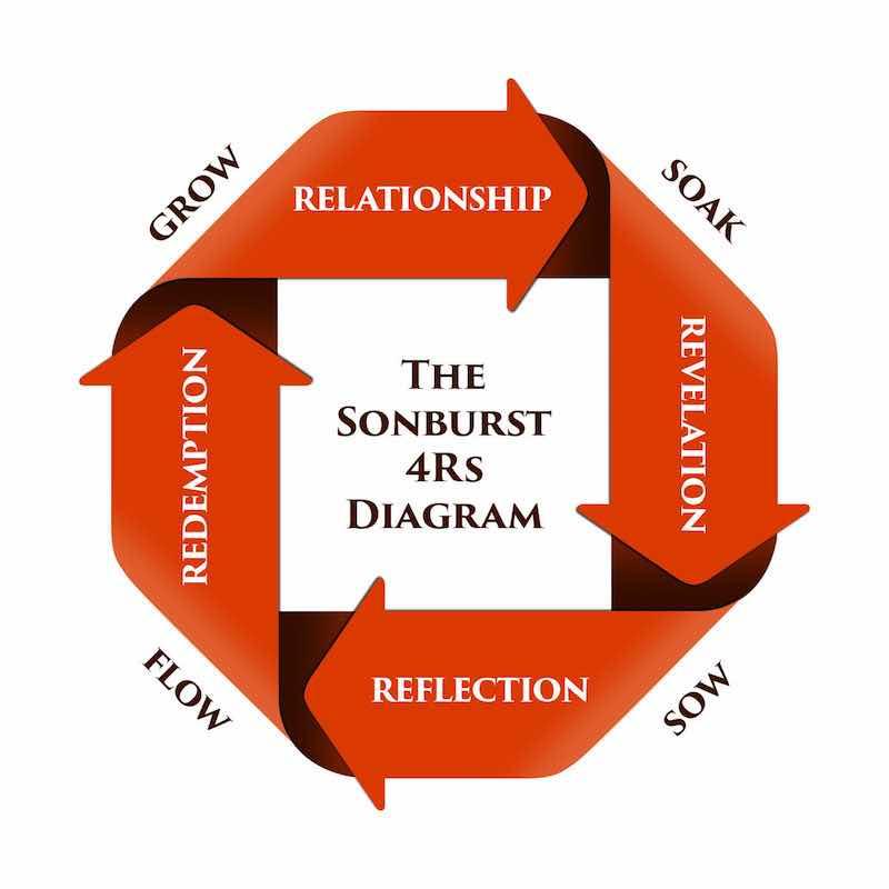 Sonburst Diagram