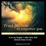 Trust the Son