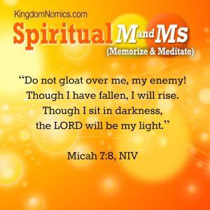 Focus on Christ, Not the Problem | KingdomNomics.com