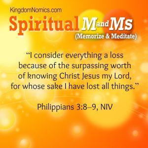 Philippians 3.8