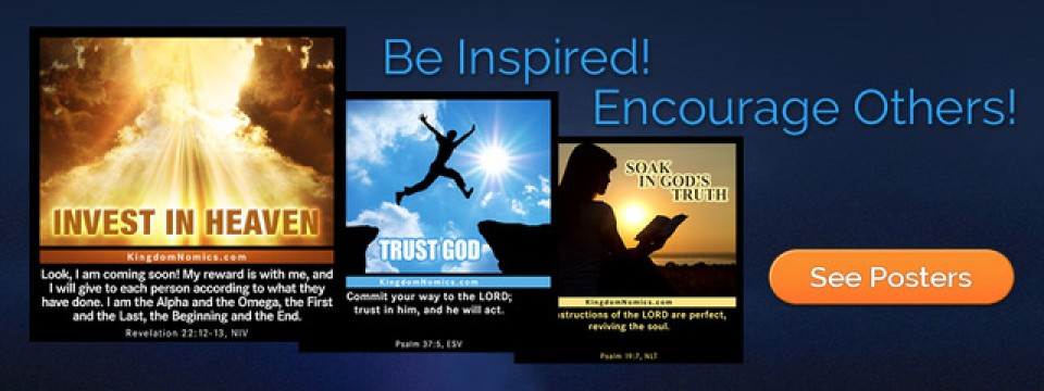 Be Inspired! Encourage Others!