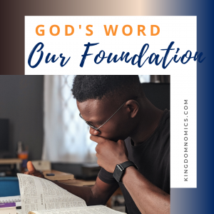God's Word: Our Foundation