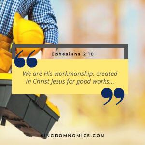 Designed by God | Kingdomnomics.com
